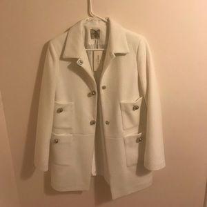 Beautiful New White Coat